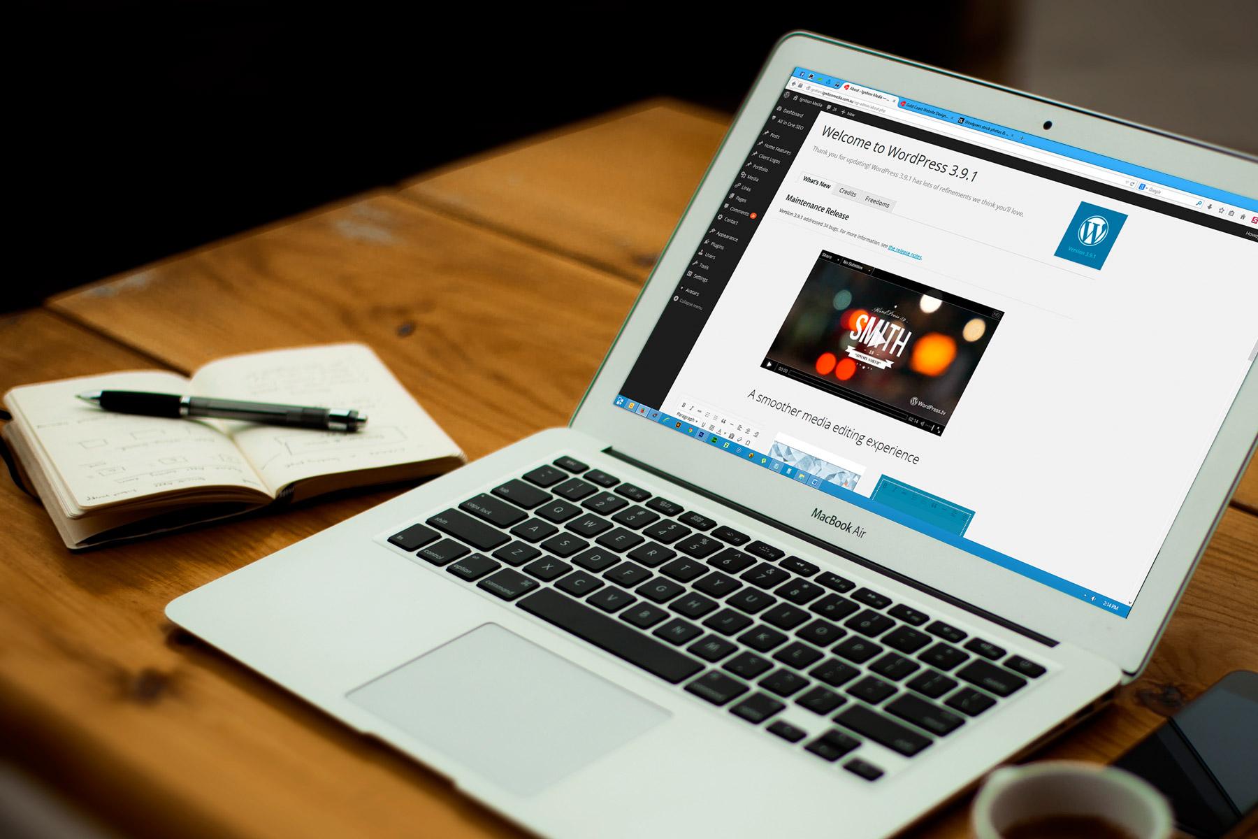 Journal Websites Design