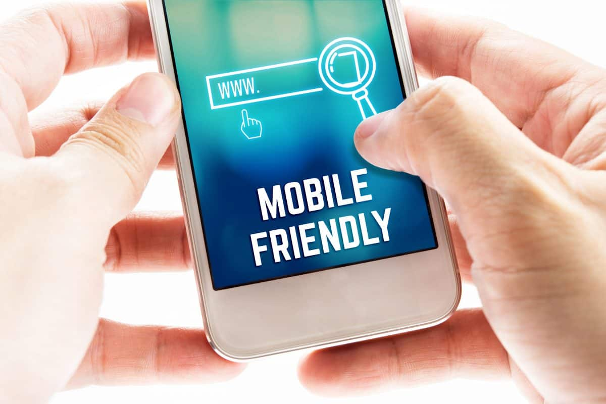 Ensure That Your Website Is Mobile-Friendly