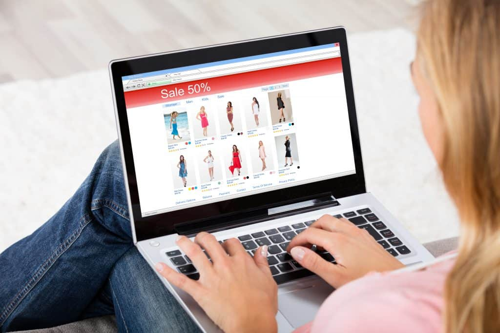 The UK is leading the eCommerce boom